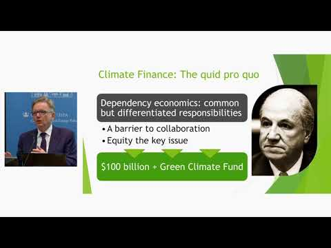 Where Next on Climate? The Future of Climate Finance & Role of the Green Climate Fund