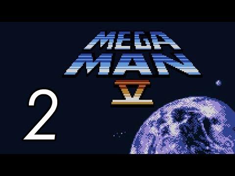 Let's Play Mega Man V [2] Mars Venus