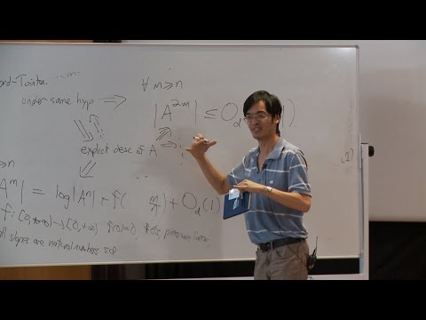 Terence Tao - Inverse  Littlewood-Offord  theorems,  and  Gromov-type  theorems  for measures