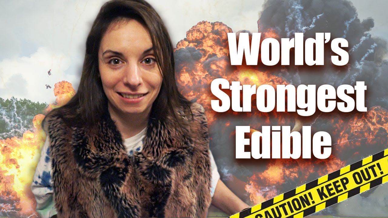 MAKING THE WORLD'S STRONGEST EDIBLE: THE FIRECRACKER
