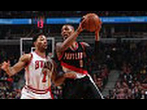 Battle of the Guards: D-Rose and Lillard Put Up Strong Performances