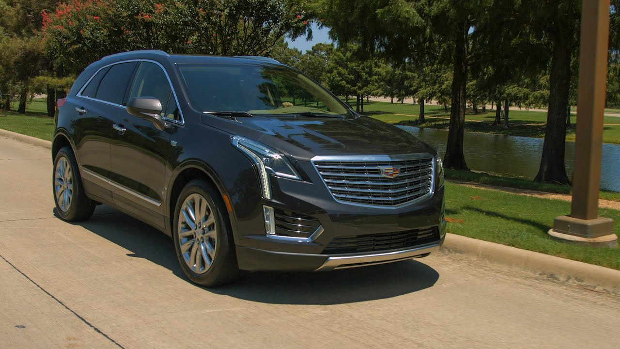 test drive: 2017 cadillac xt5 review - youtube