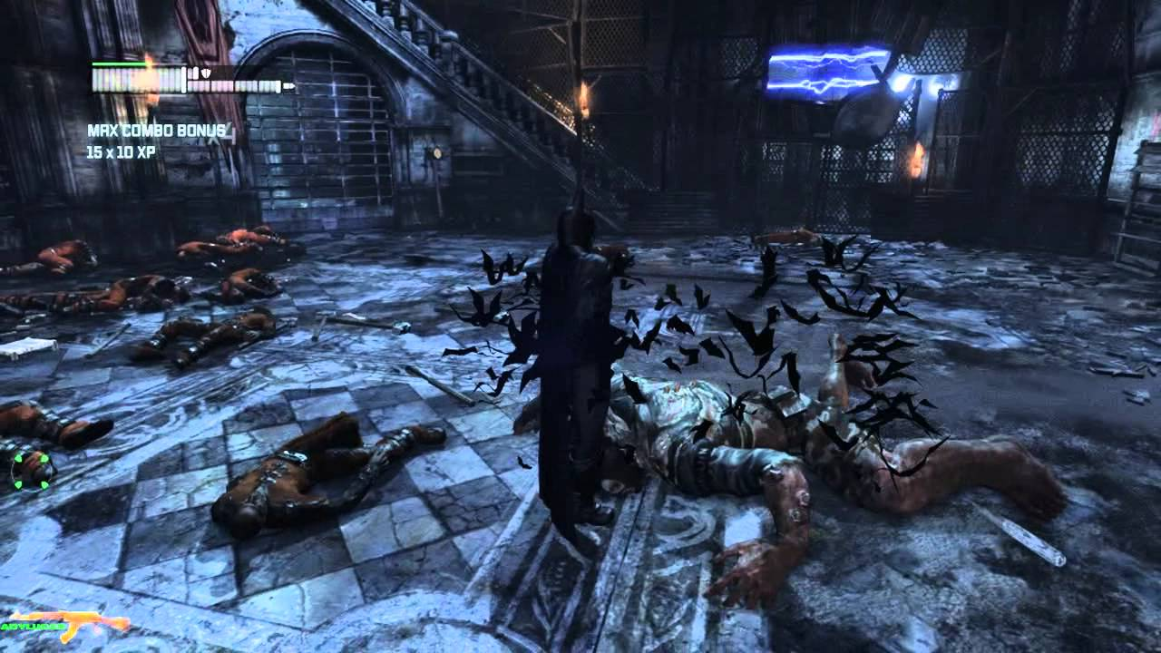 Batman Arkham City Walkthrough Gameplay Part 16 HD - YouTube