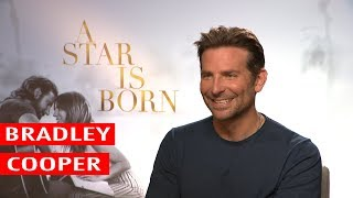Bradley Cooper: I hope I sound like Jackson Maine when I'm older