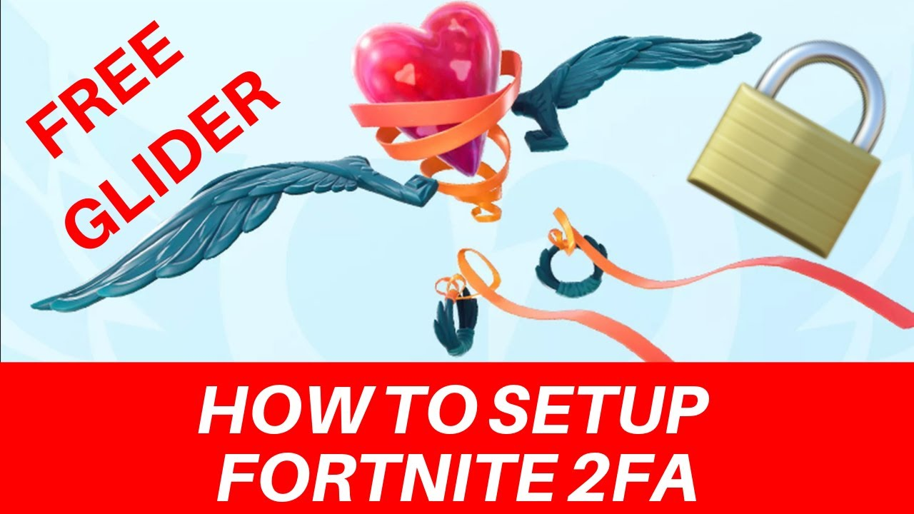 How to Turn On Fortnite 2FA & Get a Free Gift