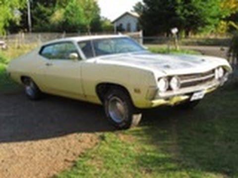 1970 Ford Torino Cobra 429 For Sale YouTube