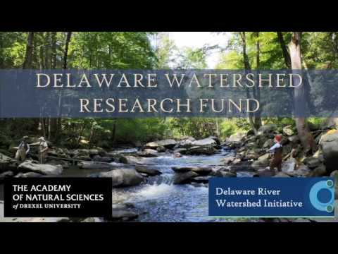Delaware Watershed Research Fund 2017 Information Webinar