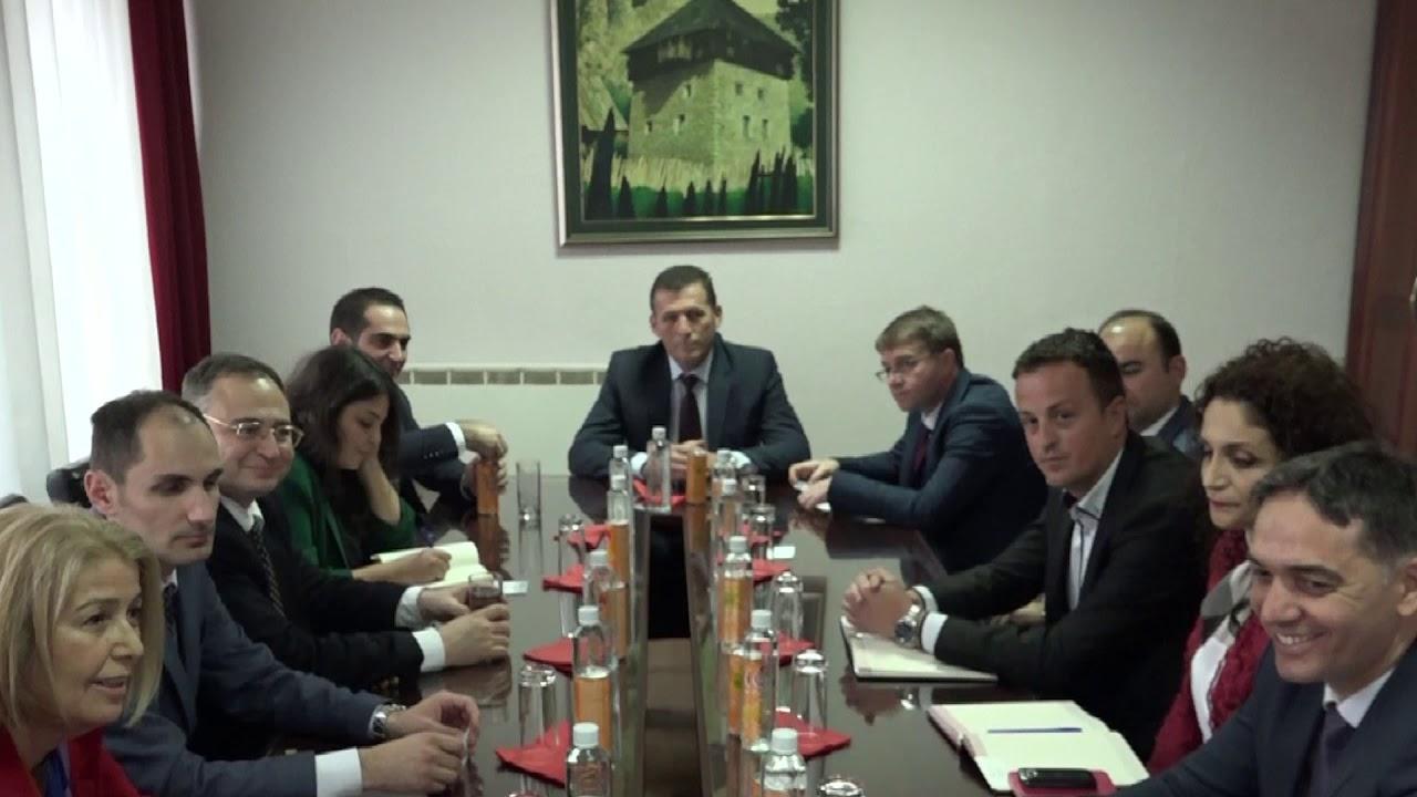 Rezultat slika za Ambasadorka Republike Turske Songul Ozan posjetila Rožaje(VIDEO)