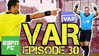 Episode 30: Has VAR been a success at 2018 World Cup? | Project: Russia | ESPN FC thumbnail