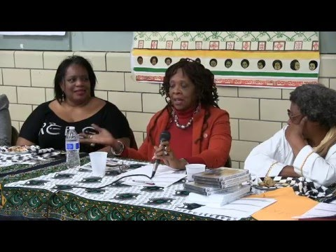 Atlanta Creole Heritage Society  Black Women Speak Part 2
