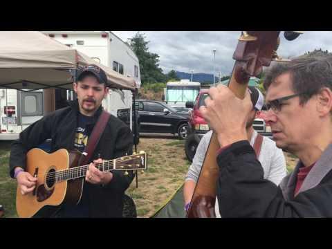 North Country Bluegrass Band-Wenatchee River Bluegrass Festival 2017