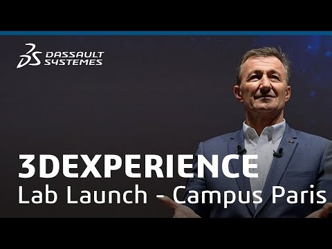 3DEXPERIENCE Lab Launch - Best Of - Dassault Systèmes