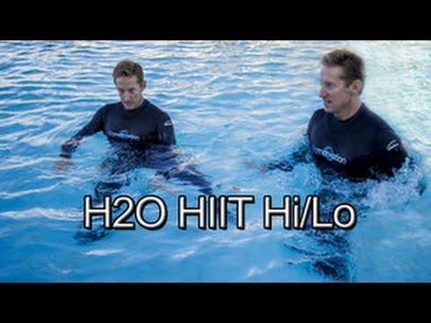 H2O HIIT Hi Lo - Aqua Choreography