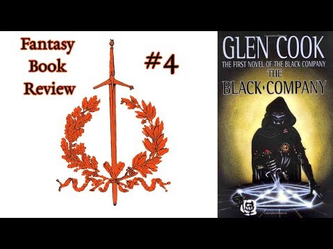 The Black Company Fantasy Book Review
