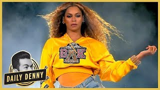 Beyonce's Coachella 2018 Performance Makes History | #DailyDenny
