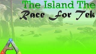 ARK SURVIVAL PVP THE ISLAND DRAGON BOSS FIGHT MEDIUM PRAY FOR US  [Ps4Pro]