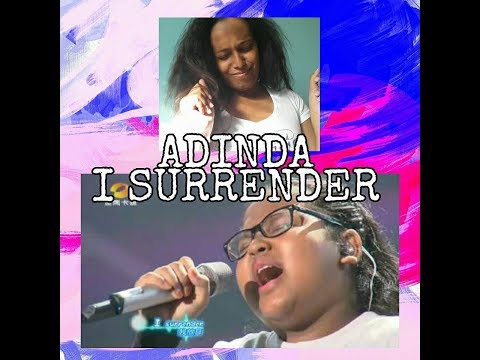 Adinda - I surrender | REACTION by Siwah