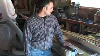 Cedar Strip Boat Building: Milling Cedar Strips - Pt Three