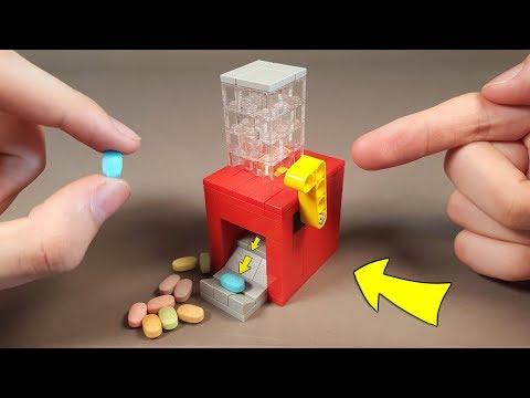 Как сделать Диспенсер-Рулетку из ЛЕГО !