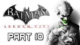 Batman Arkham City - Walkthrough Part 10 Meet the Riddler Let