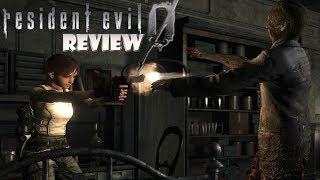 Resident Evil Zero (Switch) Review (Video Game Video Review)