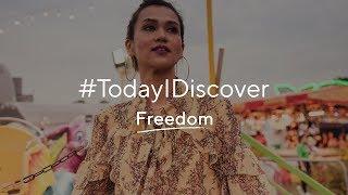 #TodayIDiscover Freedom with Aarika Lee | Capsule | Style Theory