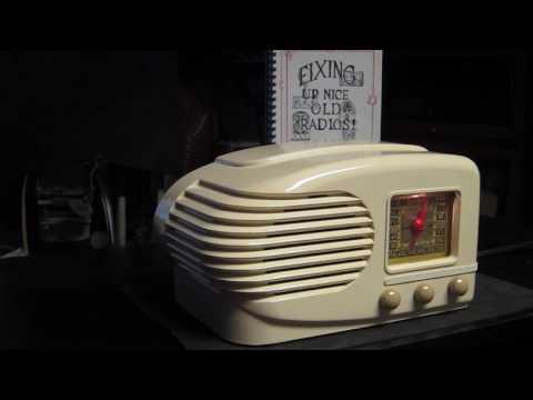 1941? Bullet Radio by Warwick