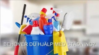Städfirma Hudiksvall (0650-10333) Flyttstäd, städhjälp, fönsterputsning, hushållsnära tjänster(, 2016-05-06T11:49:37.000Z)