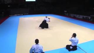 Aikido Demonstration Bruno Gonzales World Combat Games 2013 Block 5