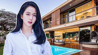 Как живет Ким Джису Jisoo и сколько она зарабатывает