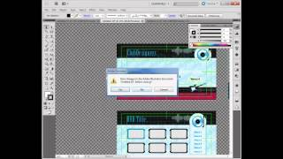 شرح برنامج  illustrator cs5 المحاضرة 1