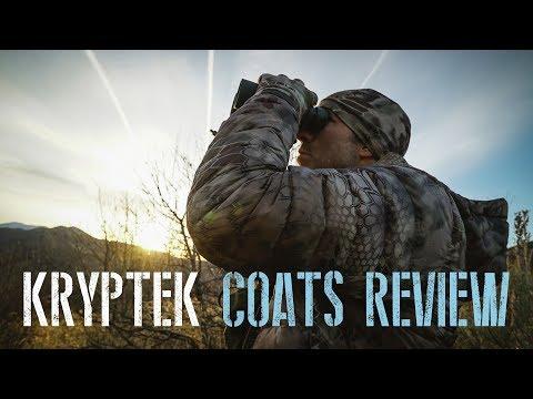 Kryptek Coats Review Video #4 - The gear of Top Priority