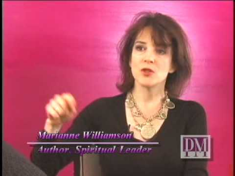 Marianne Williamson on the Gift of Change and A Course in Miracles- i1