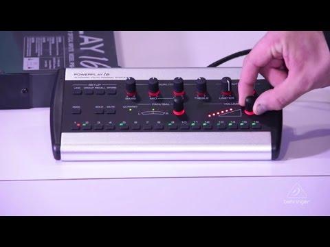 Powerplay P1 Personal In Ear Monitor Amplifier Doovi