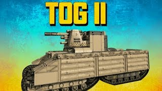 Crossout TOG 2 Tank (Crossout Gameplay)