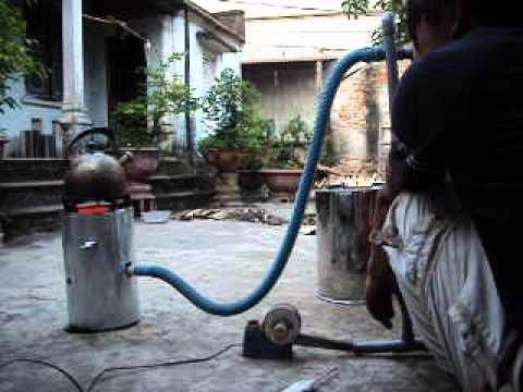 bếp hóa khí