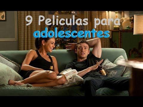 9 peliculas para adolescentes