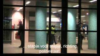 Politiestaat die naar haat neigd.
