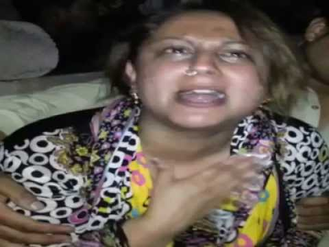 Facebook love story   British Mother of 5 caught with lover in Pakistan