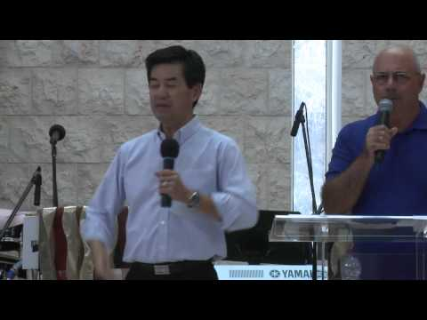 """Peter Tsukahira - """"LEARNING BY THE SPIRIT"""" - September 8, 2012"""