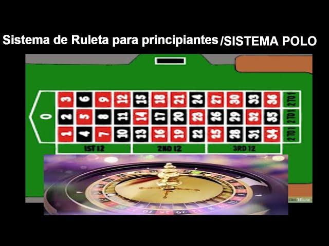 Sistema de Ruleta Europea para Principiantes /Sección en el CASINO COPA 🔥