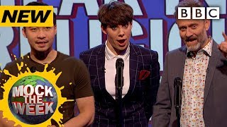 Things a sports commentator would never say | Mock The Week - BBC
