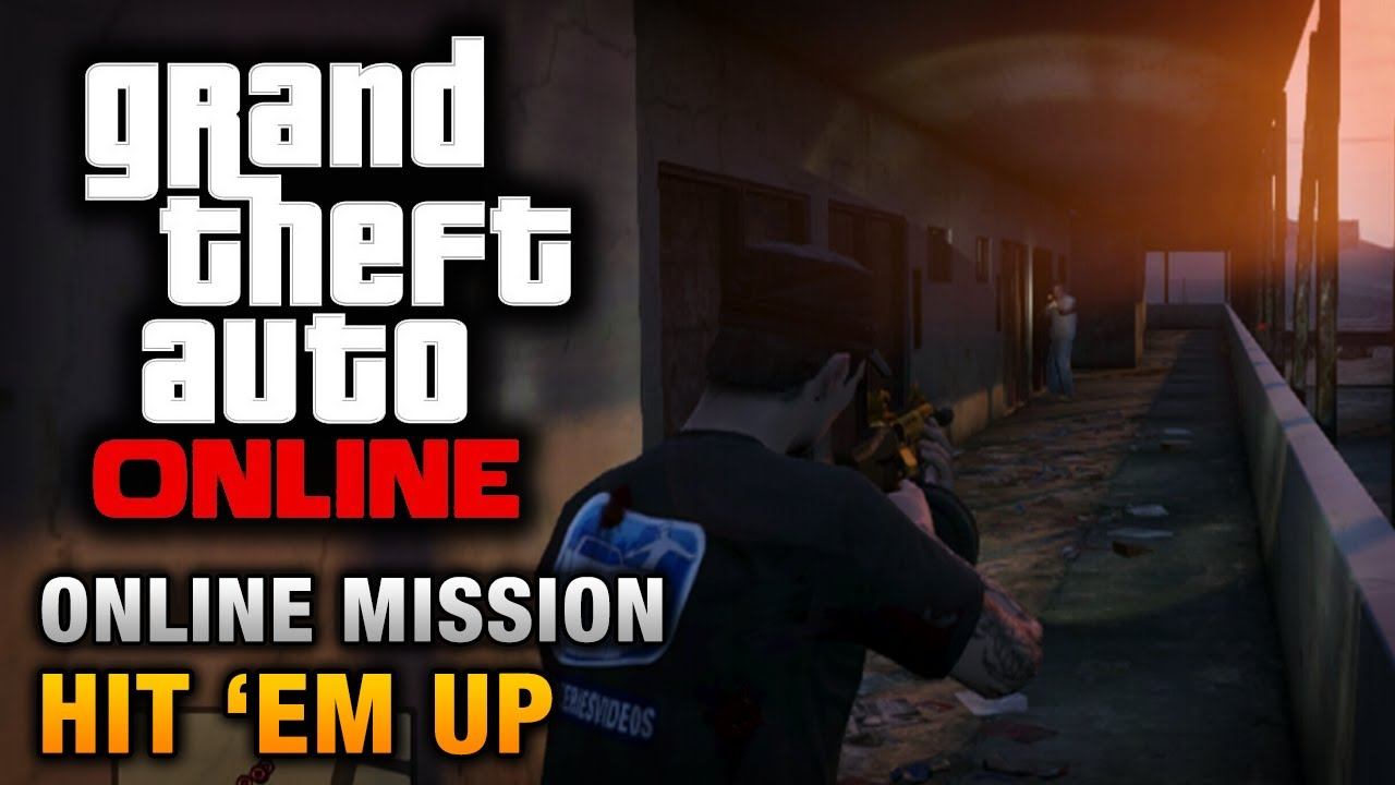 Gta Online Mission Hit Em Up Hard Difficulty