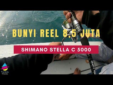 Shimano Stella C 5000 Dahsyat
