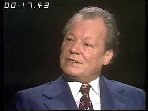 Willy Brandt - Germany - EU - 1974
