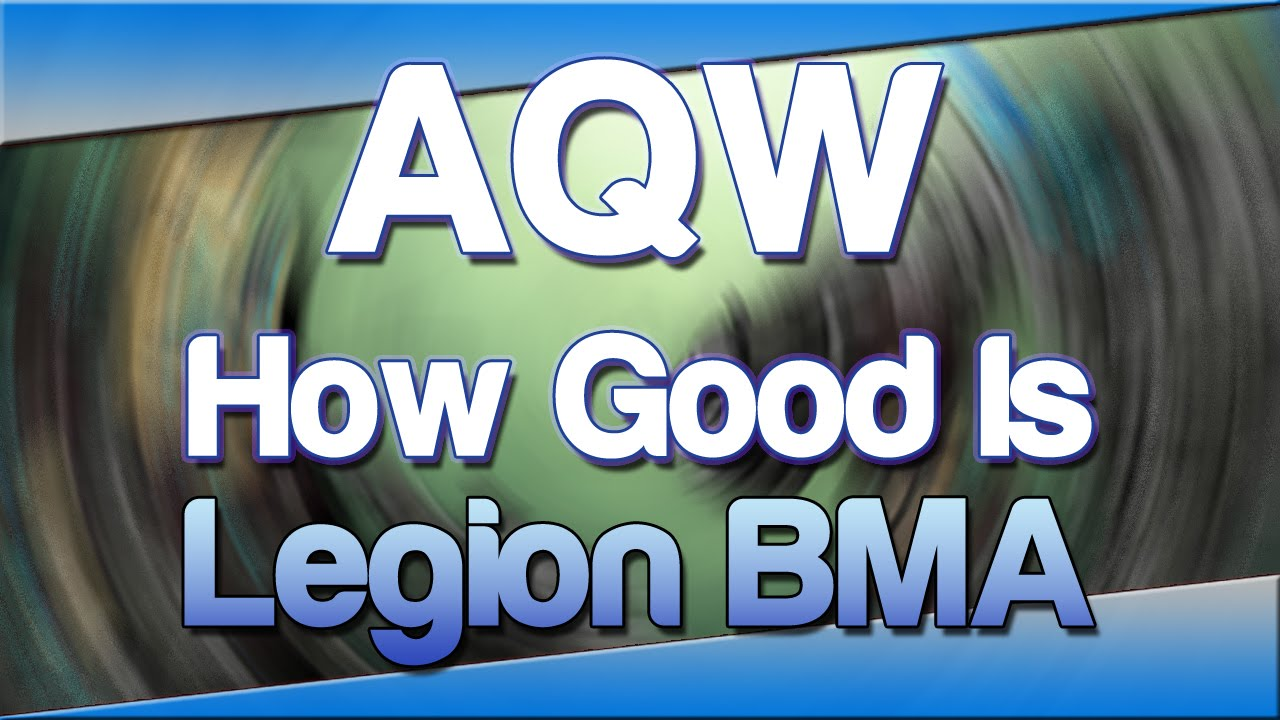 How Good Is LEGION BLADEMASTER ASSASSIN? (AQW Class Guide, Enhancements &  Tutorial) by Renegade