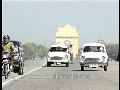 Archival footage: Glimpses of the Indian Capital: New Delhi