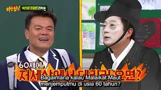 Drakor Knowing Brother Episode 118 Sub Indo
