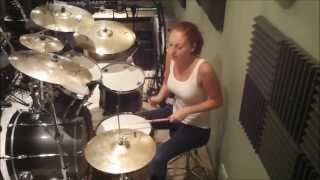 Lady gaga applause drum cover