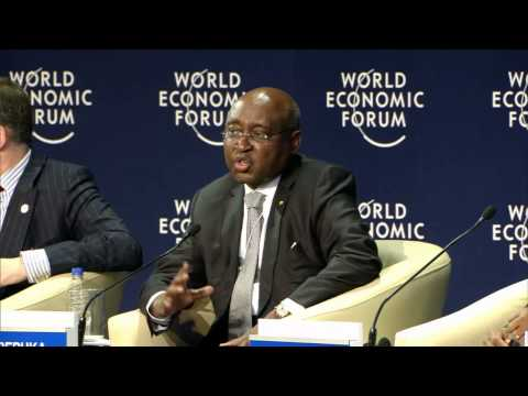 2015 World Economic Forum Session: Africa Economic Outlook